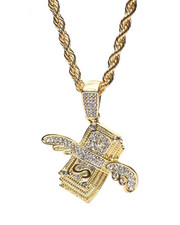 Buyers Picks - Flying Money Rope Chain-2369950