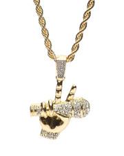Accessories - Micro Peace Rope Chain-2369941