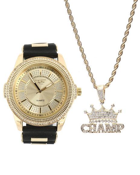 Buyers Picks - King Chain & Watch Set