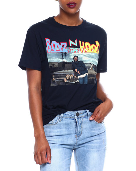 Graphix Gallery - Boyz N The Hood Car S/S Oversized Tee