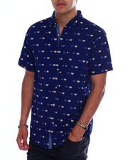 Button-downs - Americana Sunglasses ss Woven Shirt-2370573