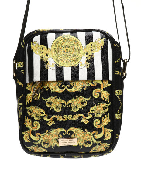 Reason - Romeo Shoulder Bag (Unisex)