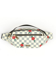Bum Bags - Check Rose Waist Bag (Unisex)-2369942