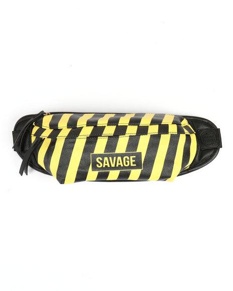 Buyers Picks - Stripe Savage Waist Bag