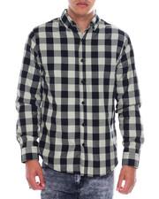 Button-downs - Buffalo Plaid Buttondown Shirt-2370563