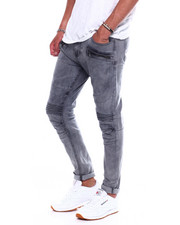 Buyers Picks - Grey Wash Moto Jean-2370716