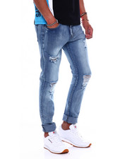 Buyers Picks - Distressed Worn out Jean-2370531