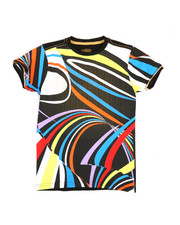 Sizes 8-20 - Big Kids - Printed Tee (8-20)-2368846