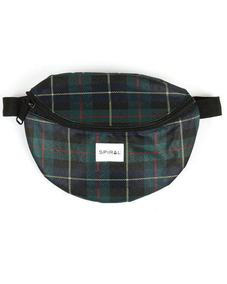 HXTN Supply - Plaid Bum Bag (Unisex)
