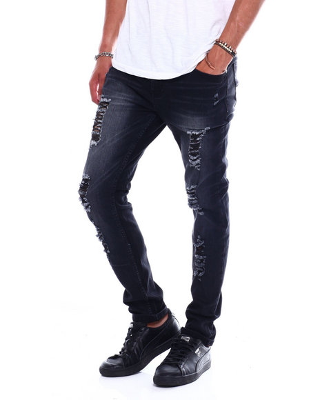 Buyers Picks - Stretch Distressed Jean