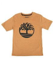 Sizes 8-20 - Big Kids - Timberland Logo Tee (8-20)-2370315