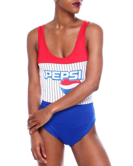 Graphix Gallery - Pepsi Tank Bodysuit