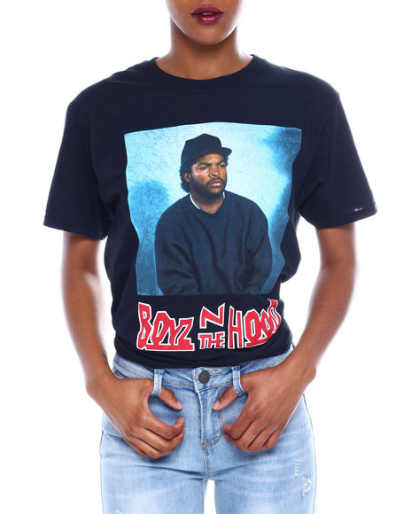 Graphix Gallery - Boyz N The Hood Single S/S Oversized Tee