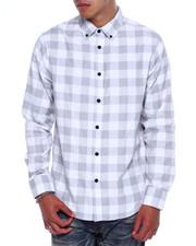 Button-downs - Buffalo Plaid Buttondown Shirt-2370607
