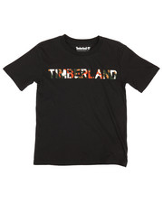 Sizes 8-20 - Big Kids - Timberland Logo Tee (8-20)-2370305