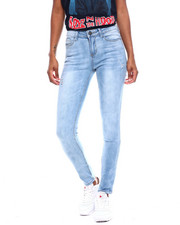Women - Distressed 5 Pocket Skinny Jean-2369643