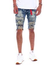 Reason - Cumberland Denim Shorts-2370109