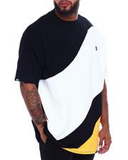 Big & Tall - Makobi Jacquard Wave S/S Tee (B&T)-2370372