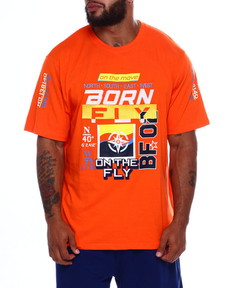 Born Fly - Southern S/S Tee (B&T)