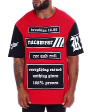 """Big & Tall - """"Roc Rolla"""" S/S Crew Tee (B&T)-2370350"""