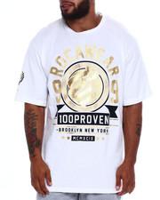 """Big & Tall - """"Roc 100% Proven"""" S/S Tee (B&T)-2370320"""