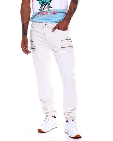 Hudson Jeans - Broderick Slouchy Skinny Jean