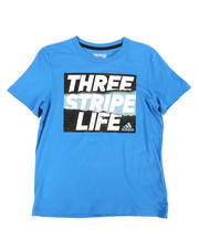 Sizes 8-20 - Big Kids - Graphic Mantra Tee (8-20)-2371156
