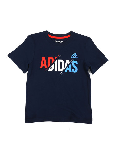 Adidas - USA Graphic Tee (2T-7X)