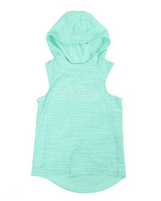 Hoodies - Transition Sleeveless Hoodie (7-16)-2371151