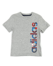 Sizes 8-20 - Big Kids - USA Logo Tee (8-20)-2371169