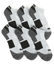 DRJ SOCK SHOP - 6 Pack Low Cut Socks-2371135