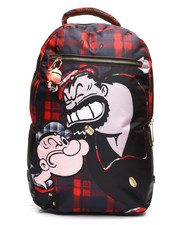 deKryptic - Popeye Plaid Augmented Reality Backpack-2370796