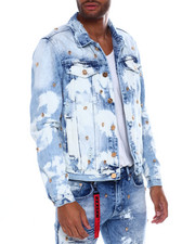 Reason - Lancaster denim jacket-2370085