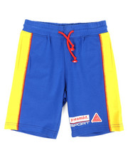 Sizes 8-20 - Big Kids - Reverse Terry Sport Shorts (5-18)-2370416