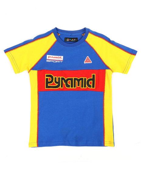 Black Pyramid - Reverse Terry Sport T-Shirt (5-18)