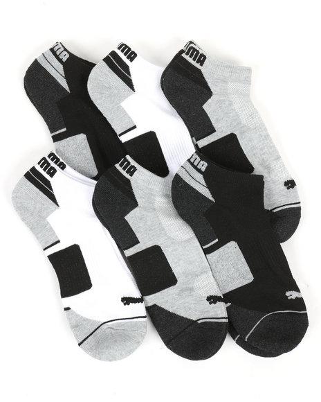 Puma - 6 Pack Low Cut Socks