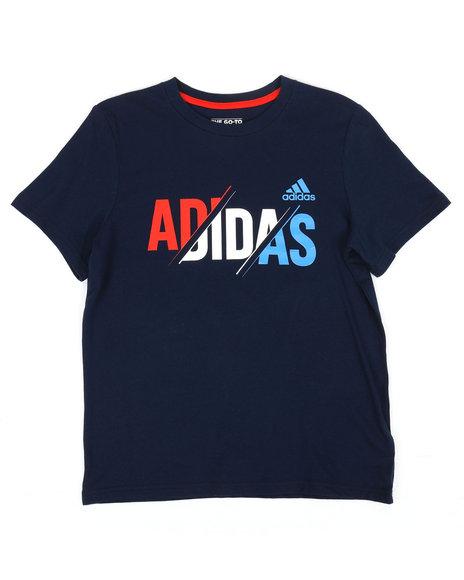 Adidas - USA Graphic Tee (8-20)