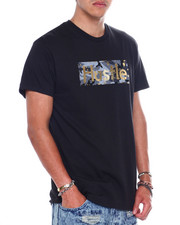 Buyers Picks - Hustle Splatter Camo Tee-2371293