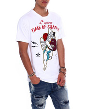 Shirts - Time of Chance Tee-2371546