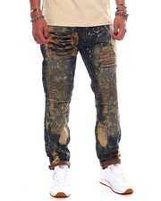 Buyers Picks - TINT PAINT SPLATTER DISTRESSED MOTO JEAN-2371411
