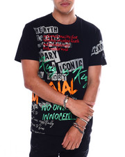Shirts - Mixed Graffiti Tee-2371573