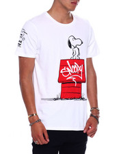 Shirts - SNOOPY HOUSE TEE-2371492