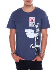 Eleven Paris - GRAFFITI TEE BANKSY-2371359