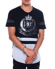 Shirts - Lion Crest Neoprene Tee-2371406