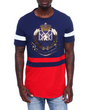 Men - Lion Crest Neoprene Tee-2371843