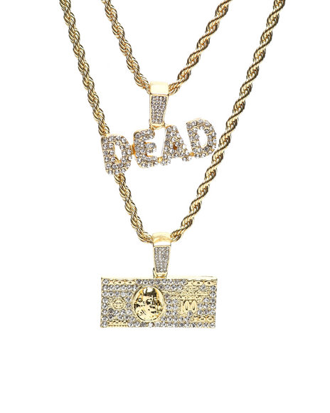 Buyers Picks - Dead Bills Double Rope Chain
