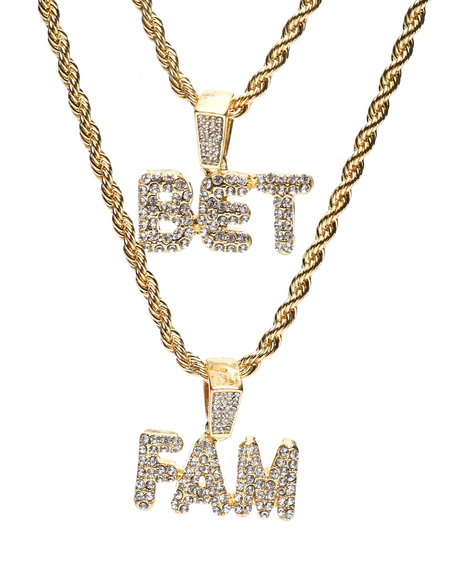 Buyers Picks - Bet Fam Double Rope Chain