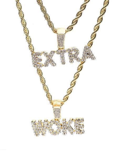 Buyers Picks - Extra Woke Double Rope Chain
