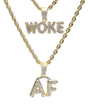 Buyers Picks - Woke AF Double Rope Chain-2371684