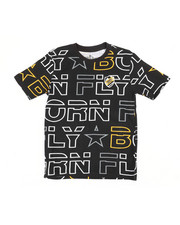 Sizes 8-20 - Big Kids - All Over Print Tee (8-20)-2371698